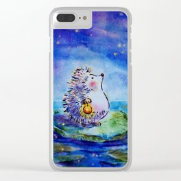 Finding My Star Clear iPhone Case
