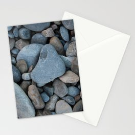Heart Rock Stationery Cards