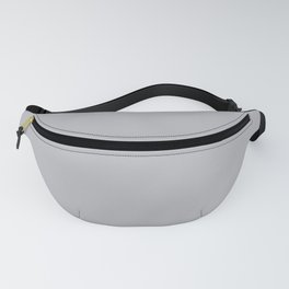 Quiet Gray Pantone fashion color trend autumn fall Fanny Pack