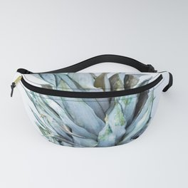 Ananas - Pineapple On A White Background #decor #society6 #buyart Fanny Pack