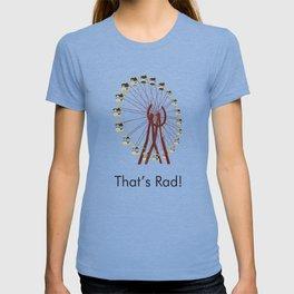 Radiation Land Theme Park T-shirt