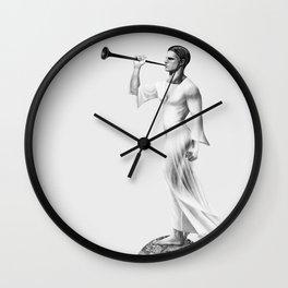 Angel Moroni Wall Clock