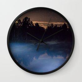 Magic Mist Wall Clock