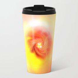 Orange Bliss Travel Mug