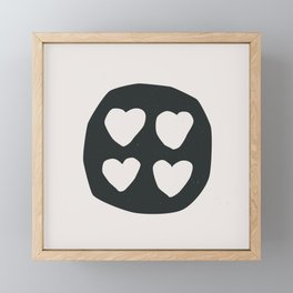 Kuare (Window of the Soul) Framed Mini Art Print
