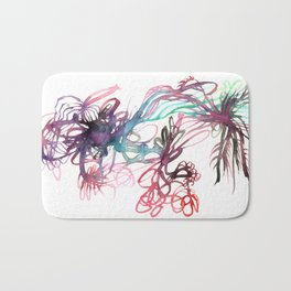 Galaxies Bath Mat