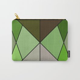 Mosaic tile Carry-All Pouch
