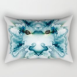Dragon King Rectangular Pillow