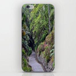 Botanical Gardens iPhone Skin
