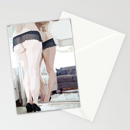 Bare Reflections Stationery Cards