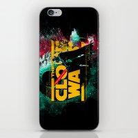 starwars iPhone & iPod Skins featuring STARWARS by Burcu Korkmazyurek
