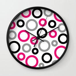 Froot Loops 03 Wall Clock
