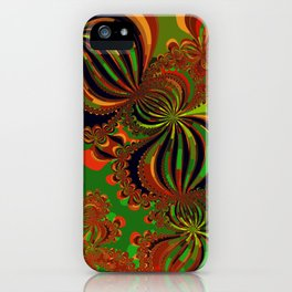 braid and hair and knots iPhone Case