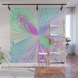Brights and Pastels Wall Mural
