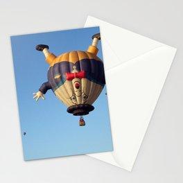 Humpty Dumpty Hot Air Balloon Stationery Cards