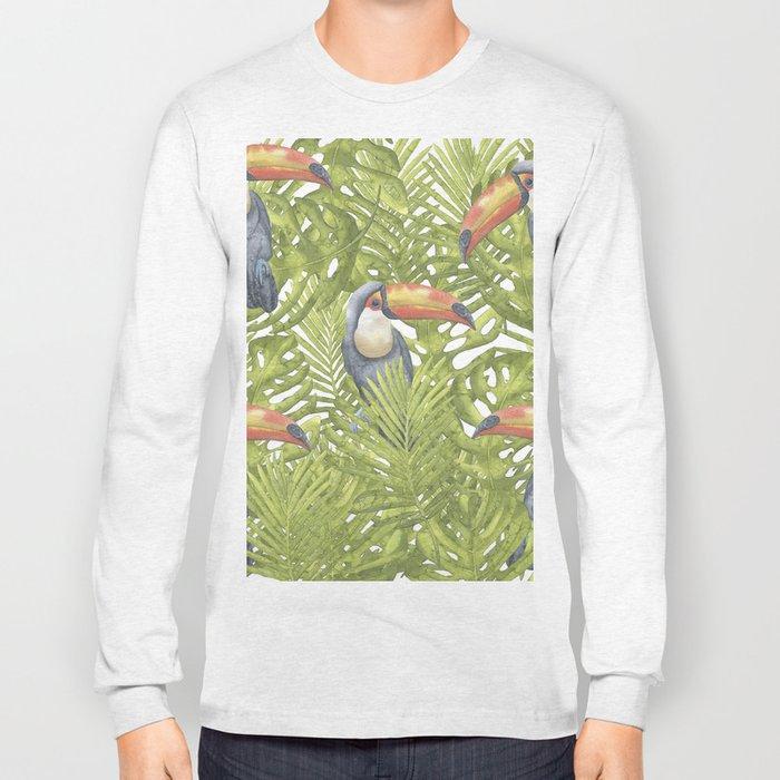 Toucan Long Sleeve T-shirt
