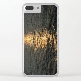 oceano Clear iPhone Case