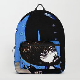 Sky Anomaly Figure Backpack