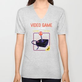 Video Game Unisex V-Neck