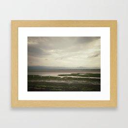 lagoons Framed Art Print