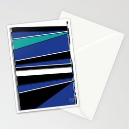 Sede de CANTV -Detail- Stationery Cards