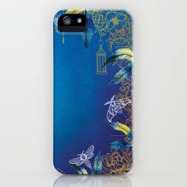 Dream up something improbable -StD Inspired Quote iPhone Case