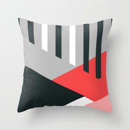 abstract142 Throw Pillow