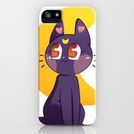 Luna. iPhone Case