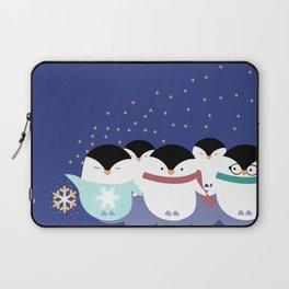 Little Penguins Laptop Sleeve