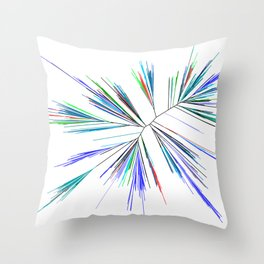 Life is... Complicated Throw Pillow