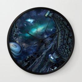 Andromeda strain Wall Clock
