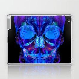 Neon Skull Laptop & iPad Skin