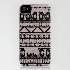 Aztec 4# iPhone (4, 4s) Slim Case