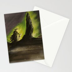 Undead Lord Stationery Cards