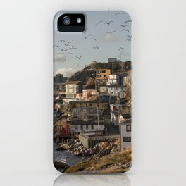 The Battery, St. John's, Newfoundland iPhone Case