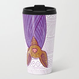 We Have Bats in Our Loft Travel Mug