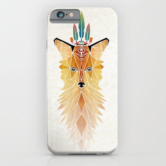fox spirit  iPhone & iPod Case