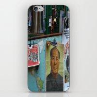 hong kong iPhone & iPod Skins featuring hong kong by Teresa Gabry
