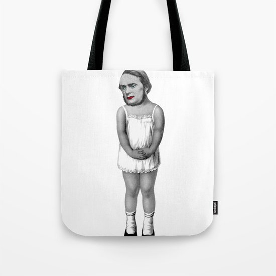 Untitled man Tote Bag