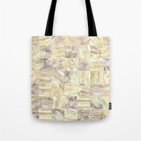 mosaic Tote Bags featuring Mosaic by Santo Sagese