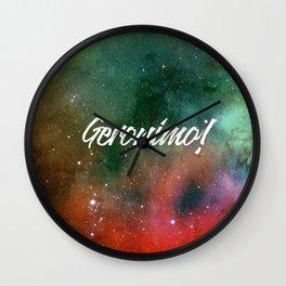 Geronimo Wall Clock