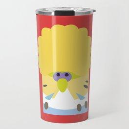 English Budgerigar Travel Mug