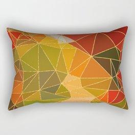 Autumn abstract landscape 6 Rectangular Pillow
