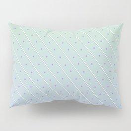 Stripes and Polka-dots Pillow Sham