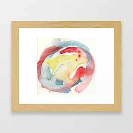 CandyLand Framed Art Print