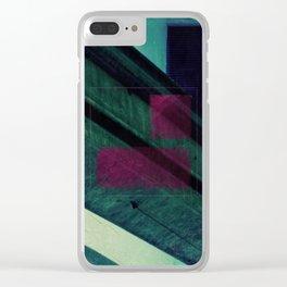 VISA 66 Clear iPhone Case
