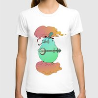 banjo T-shirts featuring banjo by Kreature Kastle
