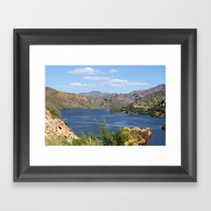 Natural Arizona Framed Art Print