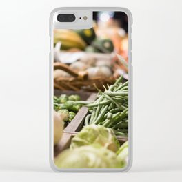 Pikes Market 5 Clear iPhone Case