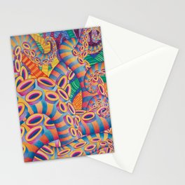 Tentaculon 2 Stationery Cards